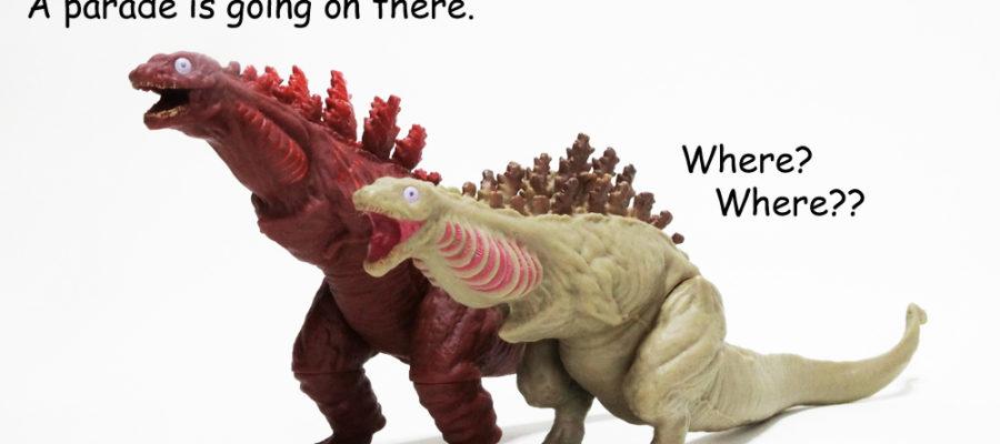 Godzilla Comics – The Brothers : Shin Godzilla Second Form and ...
