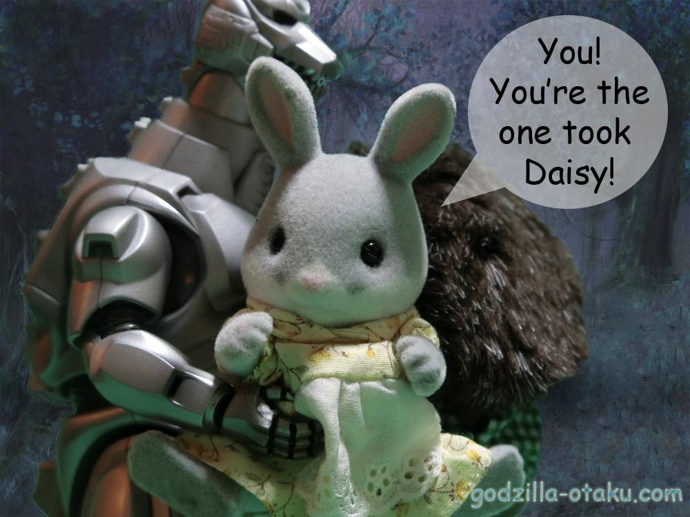 Rose: You! You're the one took Daisy!