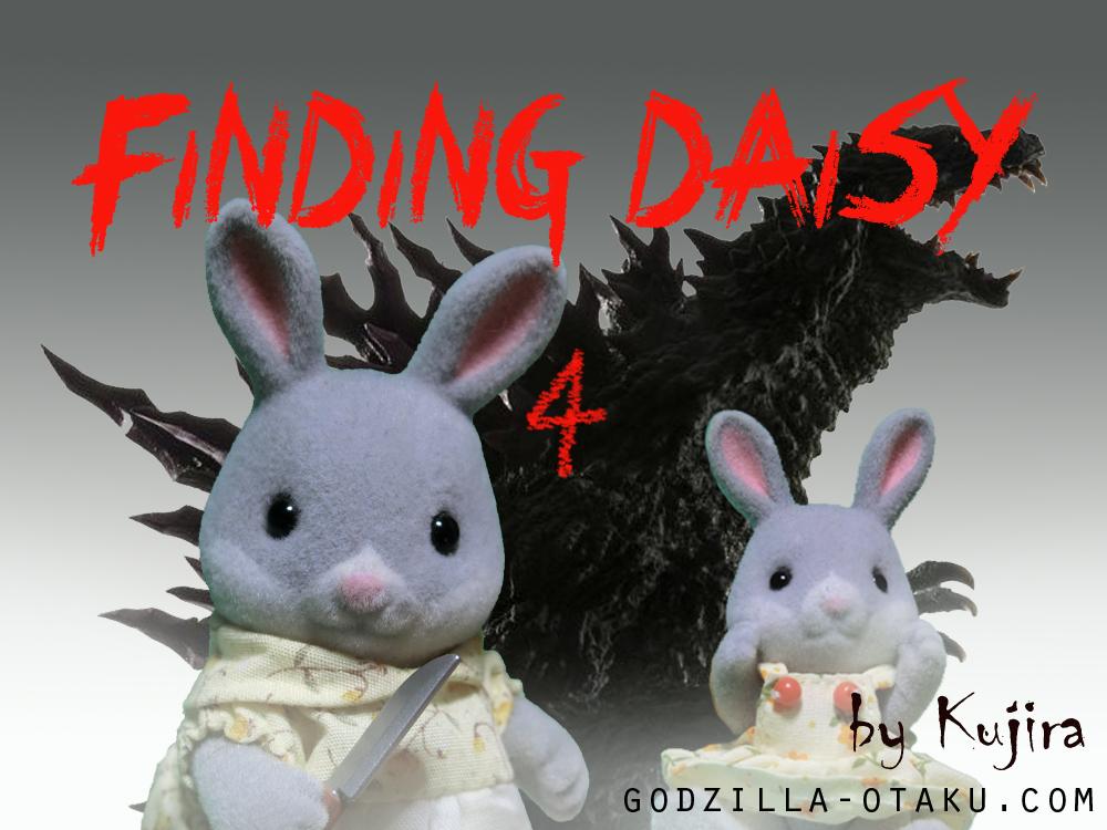 Finding Daisy 4Kujiragodzilla-figure.com